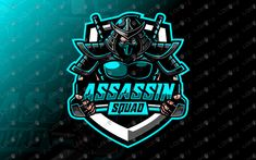 Here we have a strong, eye-catching, awesome and powerful assassin esports logo for sale that will fit well in any eSports team, assassin mascot Assassin Logo, Spartan Logo, Anime Devil, Logos Retro, E Sport, Sport Icon, Game Logo Design, Esports Logo, Sports Team Logos