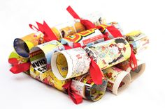 Beano Christmas crackers with gifts you'll love
