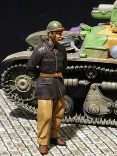 Brach Model Renault by Steven Zaloga (Ironside & Alby France, Tamiya, Mai, Weapons, Miniatures, Military, Templates, Scale Model, Dioramas
