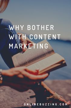 Why bother with Content Marketing Content Marketing, Online Marketing, Why Bother, Encouragement, Creativity, Cards Against Humanity, Relationship, Digital, Relationships