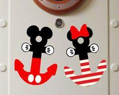 Our First Disney Cruise Ship magnet Disney Cruise by nickandjojo