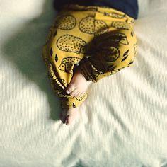 Organic hedgehog baby leggings, littleandbrave etsy shop.