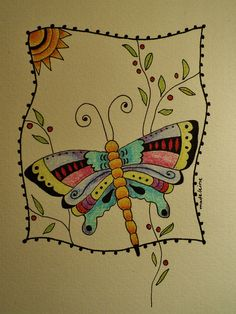 Butterfly Tangle