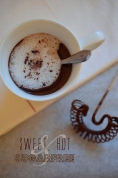 Cremiger Erdnussbutter-Kakao – immerhin ist Winter! {Projekt Zuckerfrei, Woche 1} | Katharina kocht