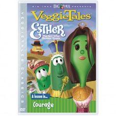 Esther ... The Girl Who Became Queen VeggieTales