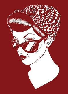 Pin by Lex Scott on Rockabilly/Alternative Style