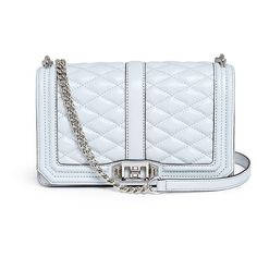 Rebecca Minkoff 'Love' quilted leather crossbody bag