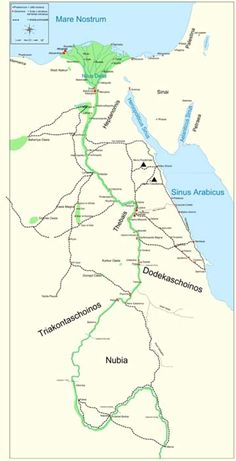 A Map Of Ancient Egypt Ancient Egypt Project Pinterest Egypt