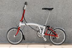 DSC_7887 by Lisbon Cycle Chic on Flickr.cool brompton bicycle