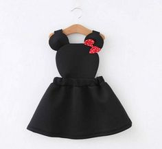 Cheap dress direction, Buy Quality clothes dryer directly from China dress baby clothes Suppliers: girls clothes Lovely air layer strap girl dress cartoon minnie dress for girls kids dresses for girls cotton autumn baby dress Baby Girl Fashion, Kids Fashion, Little Girl Dresses, Girls Dresses, Pink Dresses, Disney Dresses For Girls, Baby Girl Party Dresses, Tutu Dresses, Dress Party
