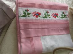 Embrodery duvet cover