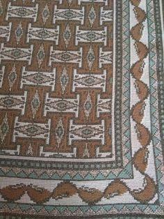 Gallery.ru / Фото #104 - μετρητα 4 - ergoxeiro Cross Stitch Designs, Cross Stitch Patterns, Embroidery Patterns, Rugs, Illustration, Home Decor, Fabrics, 1, Farmhouse Rugs