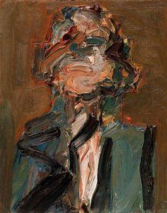 Frank Auerbach (29 de abril de 1931 (edad 86), Berlín, Alemania)