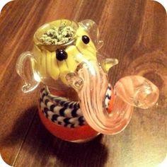 elephant pipe.