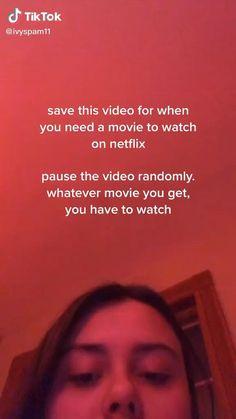Netflix Movie List, Netflix Movies To Watch, Movie To Watch List, Good Movies To Watch, Amazing Life Hacks, Useful Life Hacks, Movies To Watch Teenagers, Movie Hacks, Movie Ideas