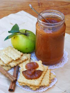 Makacska konyhája: Fahéjas almadzsem French Toast, Pudding, Breakfast, Advent, Food, Morning Coffee, Eten, Puddings, Meals