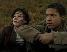 Heathcliff & Catherine; Wuthering Heights; Andrea Arnold