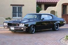 1971 Buick Skylark GSX