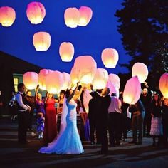 Wedding Lanterns For Guests