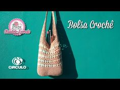 Bolsa Crochê Passo a Passo por Claudete Azevedo - YouTube Crochet Videos, Crochet For Beginners, Lana, Purses And Bags, Pouch, Make It Yourself, How To Make, Blog, Knitting Bags