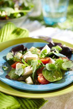 Vuohenjuustosalaatti | K-ruoka