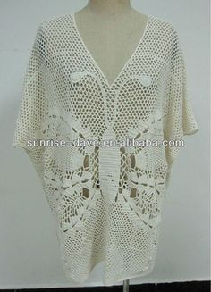 cotton crochet extra large sweater design for fat women