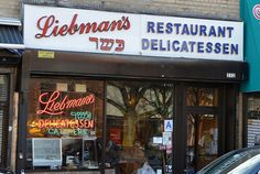 The Bronx Kosher Deli That Could
