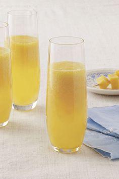 Mango Mimosas  - CountryLiving.com