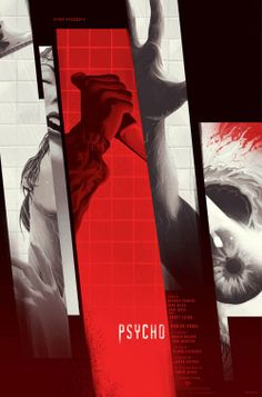 Mondo Poster Art for FLASH GORDON, ALIENS, PSYCHO, and More