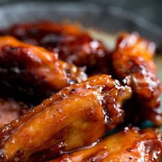 Andy's Five Pepper Chicken Wings #food #cook #wings #trump #american #foodie #cooking