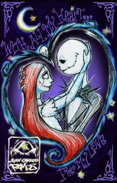 Nightmare Before Christmas art by ~ramosdesign75 on deviantART