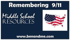 Ben and Me: Remembering September 11 -- Middle School Resources