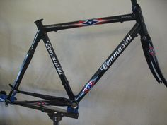 Tommasini Rapido, Carbon Frame