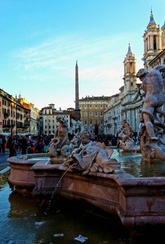 Famous Piazza Navona | Top Ten Free Things to Do in Rome, Italy