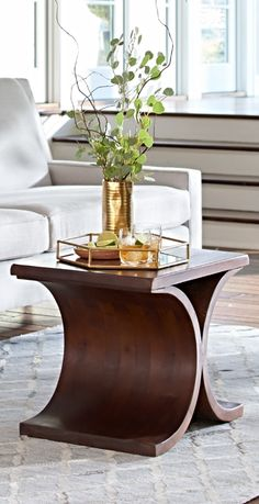 Bergen Side Table Grandin Road
