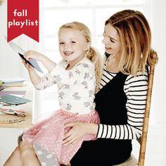 Listen to our fall playlist | THE HANNA BLOG