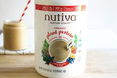 Creamy Chocolate Banana Shake kitchen.nutiva.com Chocolate Smoothie