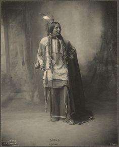 Six Toes, Kiowa