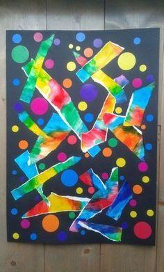 ideas fall art projects for kids kindergartens Kindergarten Art, Preschool Art, Classe D'art, Fall Art Projects, Ecole Art, Collaborative Art, Art Lessons Elementary, Process Art, Autumn Art