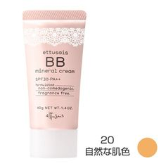 Face Skin Care Ettusais BB Mineral Cream No20 ** Learn more by visiting the image link.