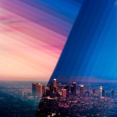 Stunning Time-Lapse Photographs Document Colorful Night/Day Transitions