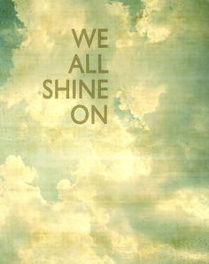 Shine on. #LaurensHope #Inspiration #Inspire #Motivation #Determination #Dedication #Quotes #Sayings