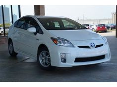 Used 2011 Toyota #Prius Two in Fort Smith, AR Area - Harry Robinson Buick GMC