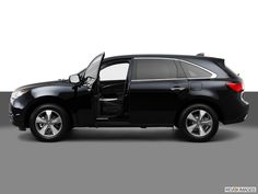 [New #2014 #Acura #MDX SH-AWD For Sale in Saint Louis at #Mungenast Saint Louis Acura] Follow the link for more #pics, #specs, and price. #EbonyLeather
