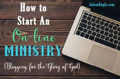 Is God calling you to share His message to the online world? If so, check out this post to learn how to start an online ministry! It& easier than you think. Prayer Ministry, Youth Ministry, Ministry Ideas, Mens Ministry, Christian Women's Ministry, Christian Faith, Christian Living, Online Church, The Calling