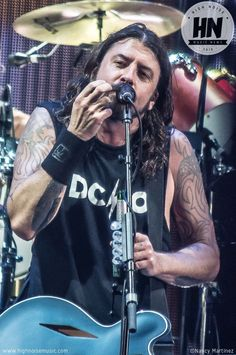 Dave Grohl ... delish!