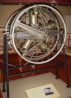 The Langley Aerodrome A used the first internal combustion engine specifically designed for an aircraft.  The original form built by Stephen M. Balzer was not very reliable and could only run for a few minutes. After it was redesigned and rebuilt as a water-cooled radial by Charles M. Manly, Samuel P. Langley's assistant, it had the best power-to-weight ratio of any engine in the world until 1906 and could run for up to 10 hours.