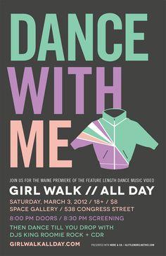 10. Girl Walk All Day (Jacob Krupnick, 2011)