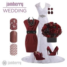 Check out Jamberry Nails for your wedding and create a beautiful look for the bride and bridal party. Check out the wraps in the color of the year, Marsala. Wedding Colors, Wedding Styles, Wedding Flowers, Do It Yourself Nails, Jamberry Nail Wraps, Color Of The Year, Marsala, Wedding Season, Kids Fashion