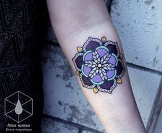Mandala tattoo designs fall into the category of spiritual tattoos as they have deeper spiritual meaning, which make them very different from the rest
